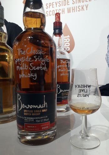 top_whiskies_of_the_year_2019 2_benromach_2008