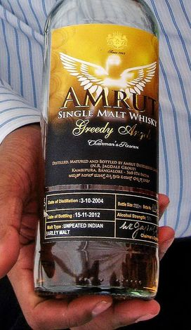 Amrut  Greedy angels detail