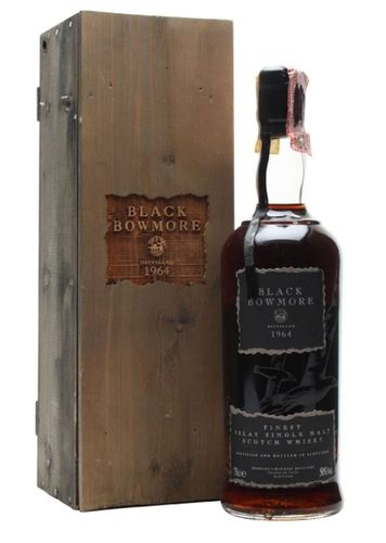 black_bowmore_1964_1st_ed_55_red_gwg