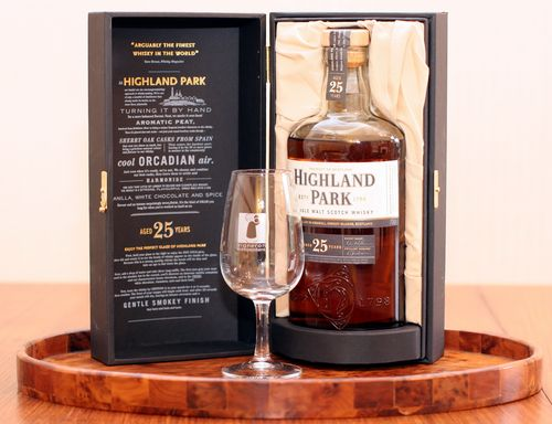 Highland park officiel 25 ans 48.1
