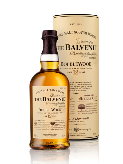 The Balvenie 12 ans Double-Wood