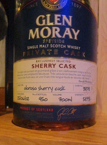 Il débourse près de 9000 euros pour boire un verre de whisky